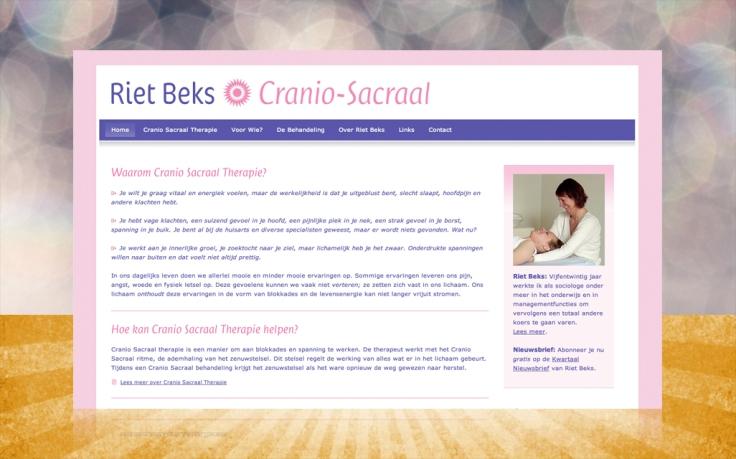 craniosacraal